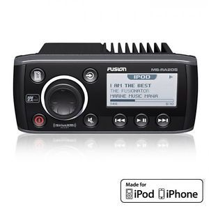 Fusion MSRA205 Waterproof Marine Boat Radio iPod iPhone Reday Stereo Receiver