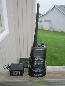 West Marine Submersible Handheld VHF Radio Model SC200