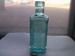 Medicine Bottles 1890'S