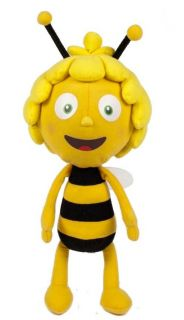Maya The Bee 13'' Plush Cartoon Toy Doll New TV Series 3D Animation