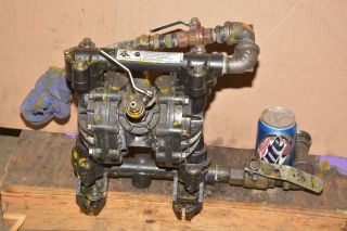 Graco Husky 515 Air Operated Double Diaphragm Pump Inv 13521