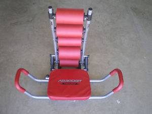 AB Rocket Twister Abdominal Trainer as Seen on TV Exercise Workout Machine New