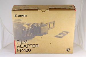 Canon FP 100 Film Slide Adapter for Optura Camcorders