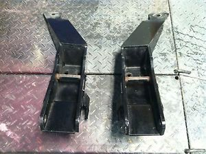 Western Snow Plow Ultra Mount Truck Mounts