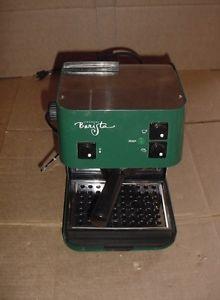 Starbucks Barista Espresso Green Coffee Machine Maker Type Sin 006