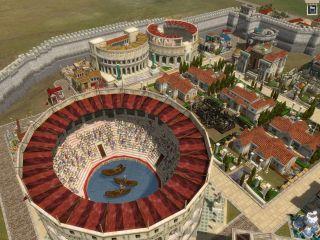 Caesar IV 4 Rome Civilization Building Strategy Simulation PC Game New in Box 020626725507