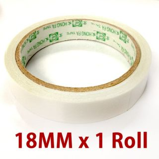 UPICK Size Double Sided Adhesive Tape Sticker Stationery Roll Office Supplies