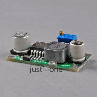 Mini Adjustable Power Source DC Step Down LM2596 Converters Module Electronic