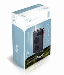 Britz BA S2 Portable Outdoor  Player FM Radio Speaker mirco SD USB