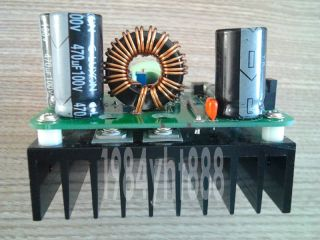 DC 600W 10 60V to 12 80V Boost Converter Step up Module Power Supply