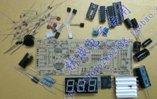 adjustable voltage regulator power board DC step down module radio DIY