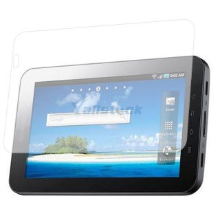 0 P3200; New 7 Inch Matte Screen Protector for samsung galaxy tab .