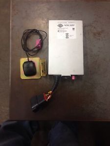 Harley Davidson Boom Audio XM Satellite Radio Kit