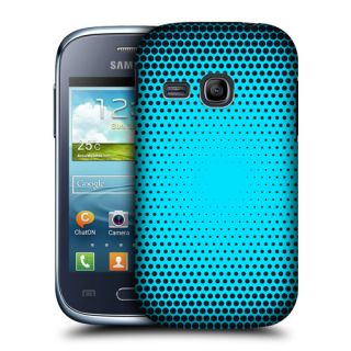 ... Head Case Halftone Protective Back Case Cover for Samsung Galaxy Young S6310 ...