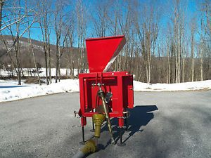 Mackissic Merry Mac PTO Chipper Shredder TPH 12