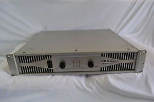 V1000 Plus American Audio Power Amplifier Amp