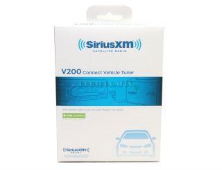 SiriusXM Connect Sirius Vehicle Satellite Radio Tuner New SXV200V1