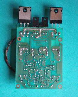 100 Watts RMS Bi Polar Class AB Power Amplifier Board Finish DIY Finish Assemb