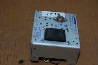 Power One 24 VDC 2 4 Amp DC Power Supply Inv 1733