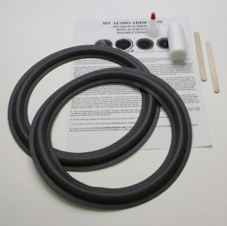 Speaker Roll Repair Kit for Acoustic Research AR 10