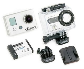 GoPro HD Hero Naked High Definition Waterproof Digital Camera