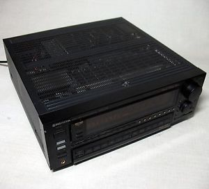Pioneer VSX D1S Audio Video Stereo Receiver Amplifier Home Theatre