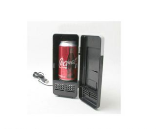 USB Fridge USB Mini Fridge Portable Refrigerator Desktop Refrigerators