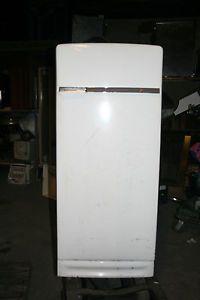 Details about Antique General Electric Refrigerator Fridge Vintage