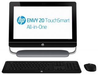 HP Envy 20 D127C TouchSmart All in One Desktop PC H3L40AA 2 50GHz 4GB 1TB WIN8
