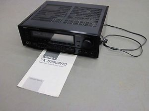 ONKYO Stereo Receiver TX SV90PRO Audio Video Control Tuner Amplifier
