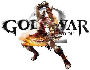 God of War Ascension V7 Shirt Xbox 360 PS3 Video Game Statue Strategy Guide