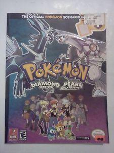 Pokemon Diamond and Pearl Version Vol 1 Official Strategy Guide Prima DS DSi