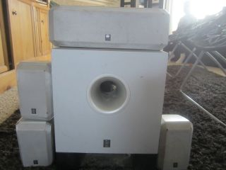 Yamaha Surround Stereo System Sound Speakers