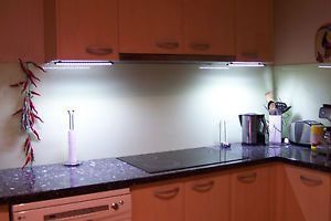 Kitchen Lights Wardrobe Shelves Under Cabinet LED Lighting Ready Kit