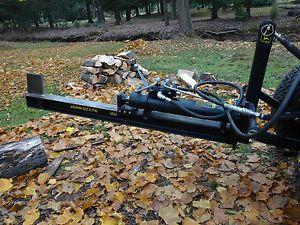 John Deere Tractor Model 32 3 Point Hitch Log Splitter Wood Splitter