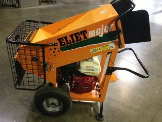 Eliet Major 9HP Gas Wood Chipper Shredder  Auction