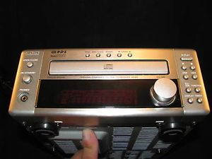 Denon UD M3 Mini Receiver CD Player Stereo System Compact Personal Shelf Unit