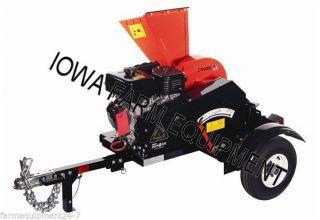 """New Echo Bearcat Model CH4400 4"""" Towable Wood Chipper"""