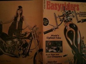 Easyriders Magazine Vol 1 Issue 1 3 Staples