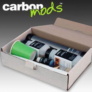 Carbon Fibre Fiber Laminating Starter Kit Epoxy Resin Cloth Weave Mat PVA