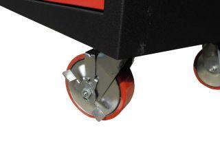 New Redline 11 Drawer Bottom Toolbox Tool Box Chest Ball Bearing Drawers