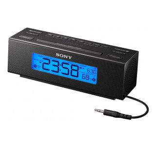 Sony Dream Machine ICF C707 Alarm Clock with Nature Sounds More