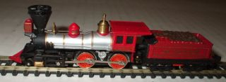N Scale Train 1860 Old Timers Jupiter 4 4 0 Locomotive Steam Engine by Bachmann