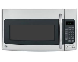 GE Spacemaker 1 9 CU Over The Range Microwave Oven Toaster JVM1950SRSS 1000WATTS
