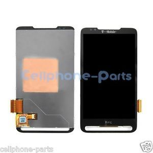 HTC Touch HD2 T8585 LCD Screen Display Digitizer Touch T Mobile Logo
