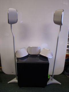 Sony Surround Sound Speaker System SS TS5 7 Pieces FL