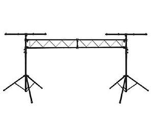 Eliminator 10' Truss System Tripods Tbar Stand DJ Light Rack Stage Free Shipping