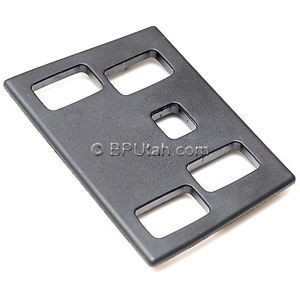 Genuine Factory Land Range Rover Classic Discovery Window Switch Cover Plate New