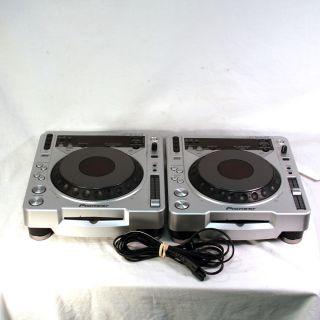 Pioneer CDJ 800MK2 Pro DJ CD Turntables