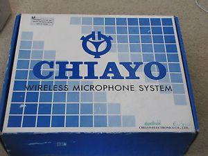 Chiayo Wireless Microphone System